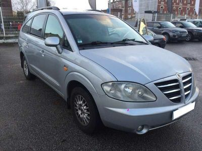 occasion Ssangyong Rodius 270 XDi 4WD
