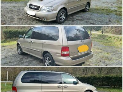 occasion Kia Carnival 2.9 CRDI EX Major