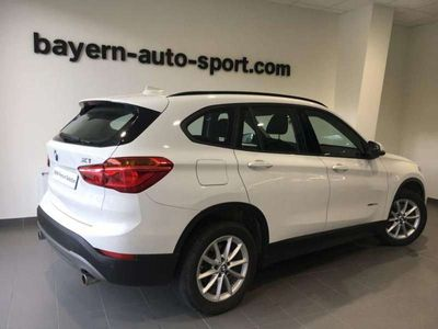 occasion BMW X1 Sdrive20d 190ch Lounge