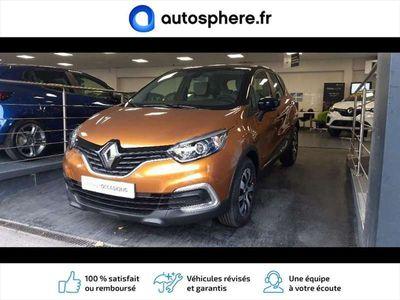 occasion Renault Captur 1.3 TCe 130ch FAP Sunset