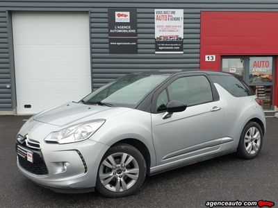 occasion Citroën DS3 () 1.2 PURETECH 110CH SO CHIC S&S