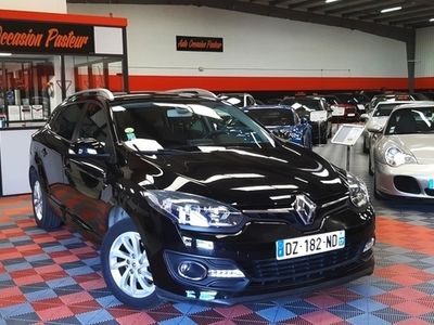 occasion Renault Mégane III Megane EstateEstate 1.5 Dci 110ch Energy Limited Eco² 2015