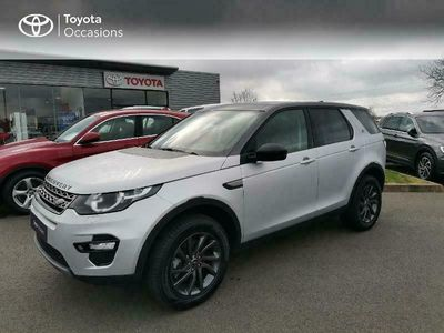 occasion Land Rover Discovery 2.0 TD4 150ch AWD SE BVA Mark II