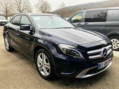 occasion Mercedes GLA220 executive - garantie-