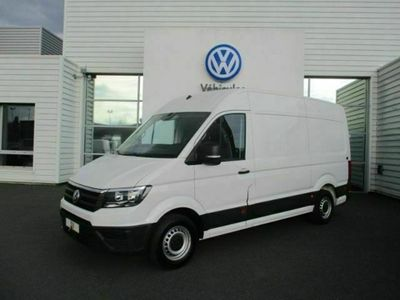 occasion VW Crafter Van Empattement moyen Fg 35 L3H3 2.0 TDI 140ch Business Line Traction