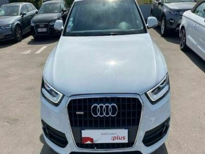 occasion Audi Q3 Ambition luxe 2.0 TFSI quattro 125 kW (170 ch) S tronic