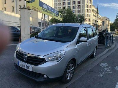 occasion Dacia Lodgy 1.5 Dci 110ch Black Line 7 Places