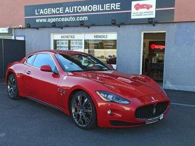 occasion Maserati Granturismo GranTurismo4.7 S 440CH BVR