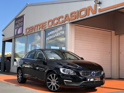 occasion Volvo S60 D4 190ch Översta Edition Geartronic