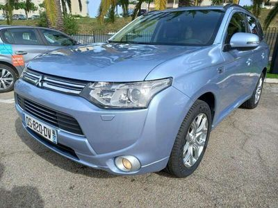 occasion Mitsubishi Outlander P-HEV Hybride rechargeable Instyle