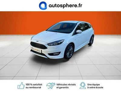 occasion Ford Focus 1.5 EcoBoost 150ch Stop&Start ST Line