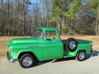 occasion Chevrolet Pick-Up 3100Big back window 350 v8 1956 prix tout compris