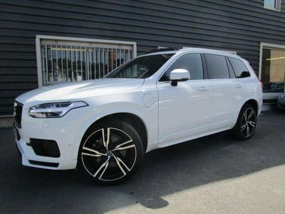occasion Volvo XC90 t8 r-design twin engine 7 places 407 ch 1 main tva