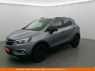 occasion Opel Mokka 1.6 CDTI 136 BLACK EDITION.suv