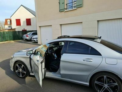 occasion Mercedes CLA220 ClasseCDI Business 7G-DCT A