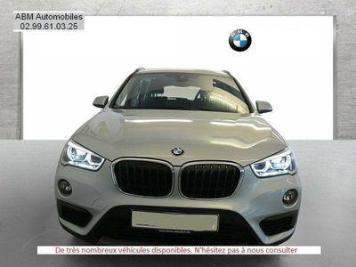 occasion BMW X1 sDrive 18d, automatique, GPS, etc...