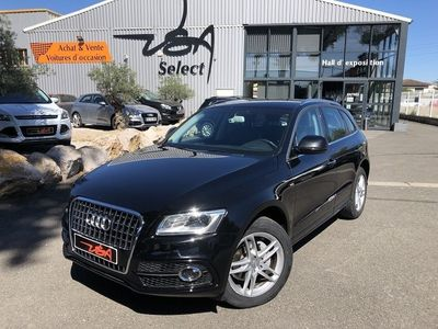 occasion Audi Q5 2.0 Tdi 190ch Clean Diesel Ambition Luxe Quattro