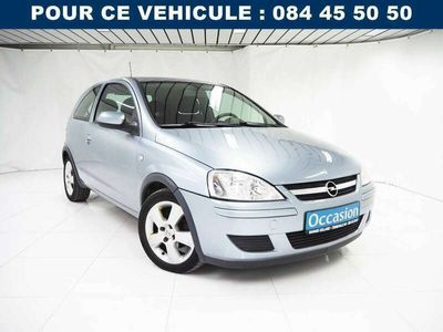 occasion Opel Corsa 1.0i AUTOMATIQUE CLIM, JANTES ALU # PRET A IMMAT #