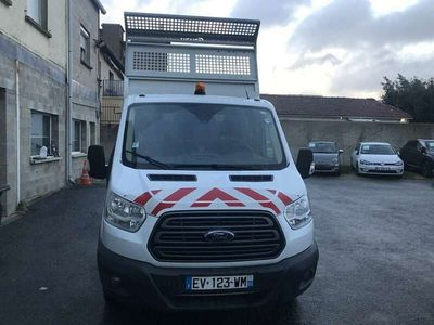 occasion Ford Transit 2T CCB P350 L2 2.0 ECOBLUE 170CH TREND BENNE