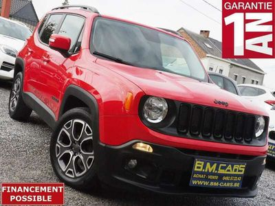 occasion Jeep Renegade 1.6 MJD DOWTOWN 24.OOOKM NEW 1er PROP