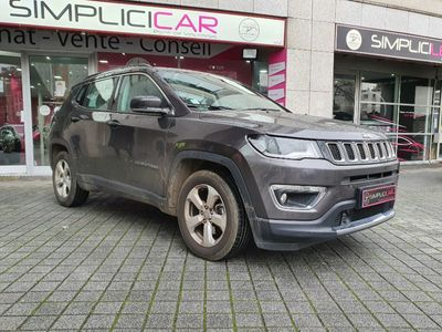 occasion Jeep Compass 1..4 L 140CV LIMITED 1er main 31990km