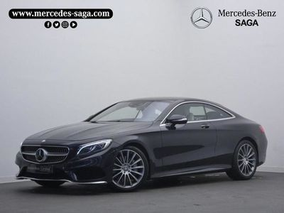occasion Mercedes 500 CLASSE S Classe S Coupe/CL4Matic 9G-Tronic