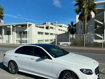 occasion Mercedes E350 9G-TRONIC AMG Line