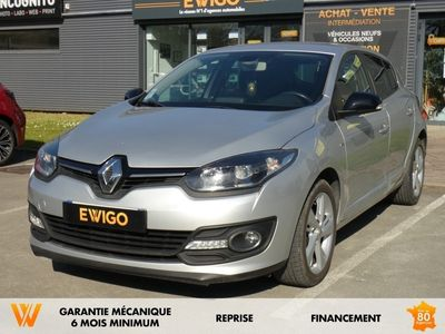 occasion Renault Mégane III 110 ch limited + gps