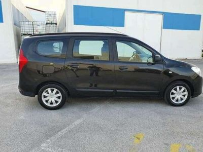 occasion Dacia Lodgy 1.5 dCI 90 FAP 7 places Ambiance