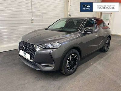 occasion DS Automobiles DS3 Crossback PureTech 100 Manual So Chic