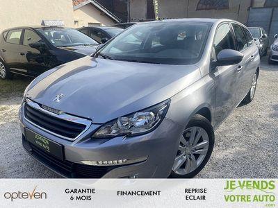 occasion Peugeot 308 SW 1.6 BlueHDi 120ch Active Business GPS/RADARS ARR/GARANTIE 6 MOIS
