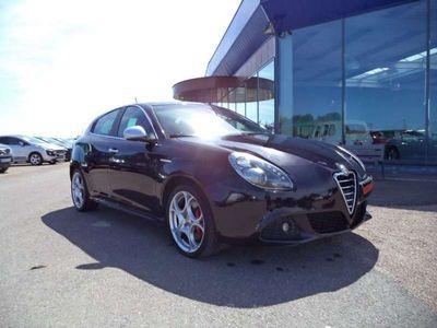 occasion Alfa Romeo Giulietta 2.0 JTDM 170 EXCLUSIVE S&S TCT