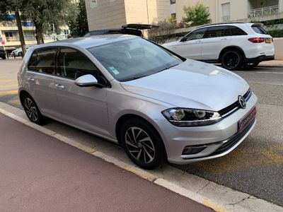 occasion VW Golf VII 1.0 TSI 110 cv CONNECT PLUS