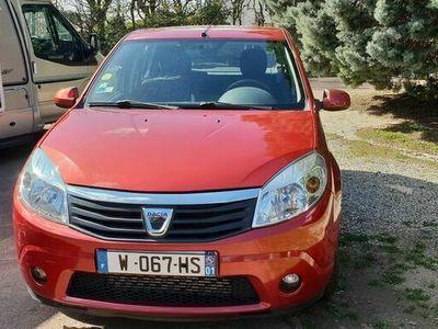 occasion Dacia Sandero DCI
