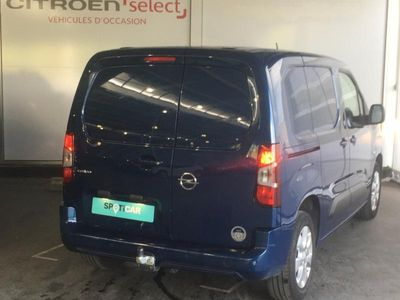 occasion Opel Combo Cargo L1h1 650kg 1.5 100ch S&s Pack Business
