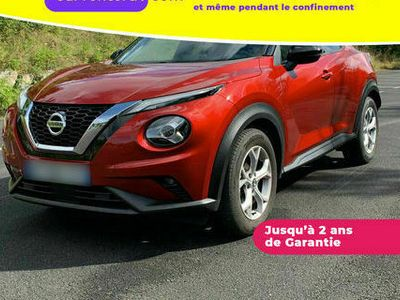occasion Nissan Juke 1.0 digt 115 n-connecta 2wd Essence
