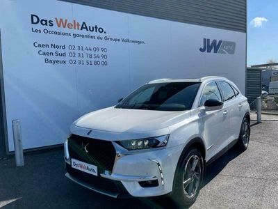 occasion DS Automobiles DS7 Crossback Crossback BlueHDi 180ch Grand Chic Automatique 128g