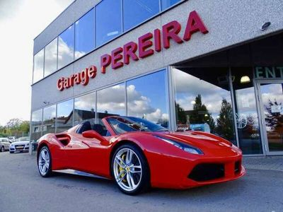 occasion Ferrari 488 Spider Spider cabrio 1 Hand