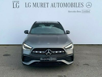 occasion Mercedes GLA220 d 4MATIC AMG Line