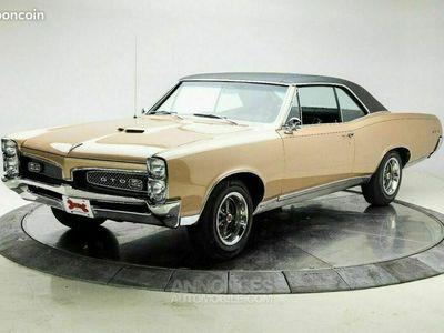 occasion Pontiac GTO 1970 - V8 400Ci - Boite Auto