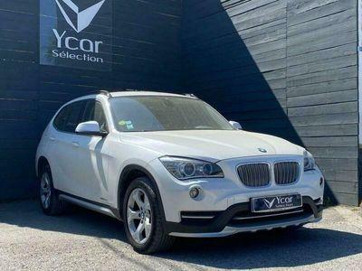 occasion BMW X1 18d xDrive 2.0 d 143 CV LOUNGE BVA Diesel