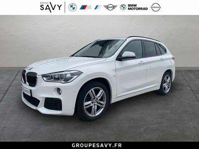 occasion BMW X1 sDrive18d 150ch M Sport