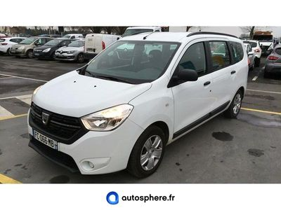 occasion Dacia Lodgy 1.5 Blue dCi 115ch Silver Line 5 places