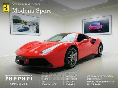 occasion Ferrari 488 GTB V8 3.9 T 670ch