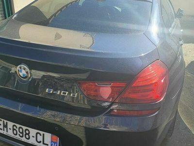 occasion BMW 640 Gran Coupé d 313 ch Exclusive A