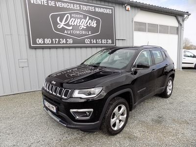 occasion Jeep Compass Compass2.0 Multijet II 140ch Limited 4x4