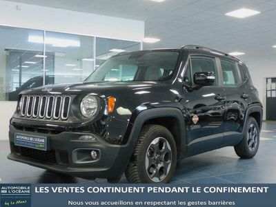 occasion Jeep Renegade 1.4 I MultiAir S&S 140 ch Longitude