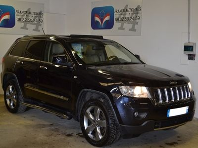 occasion Jeep Grand Cherokee 3.0 CRD 241 V6 FAP LIMITED