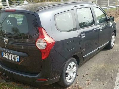 occasion Dacia Lodgy Silver Line SCe 100 7 places