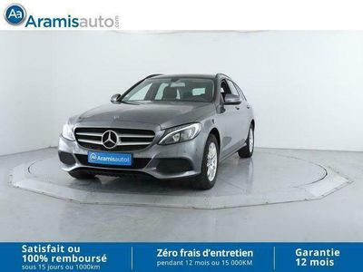 occasion Mercedes 220 Classe C Business +Attelaged 9G-Tronic